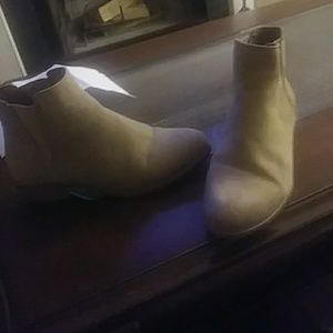 Cato booties size 8